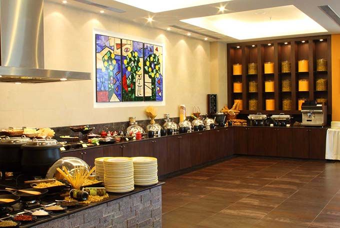 Citrus Café Multi Cuisine Restaurant at Lemon Tree Hotel Electronic City Bangalore
